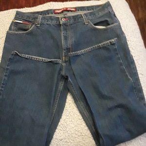 Tommy Hilfiger mens 34/30 jeans